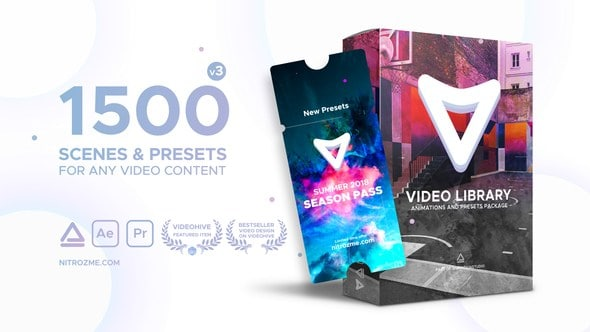 Video Library Video Presets