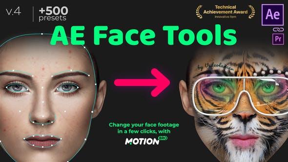 AE Face Tools v4.1