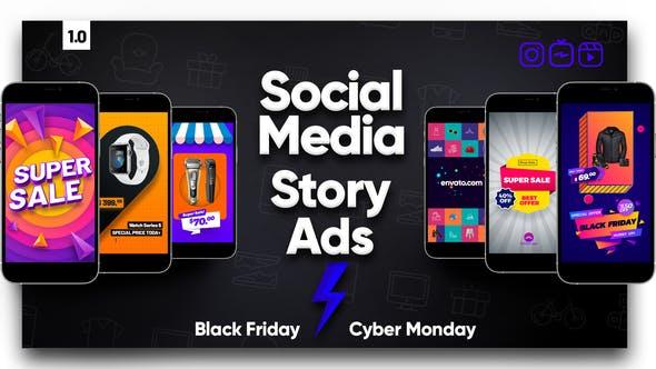 Social Media Story Ads