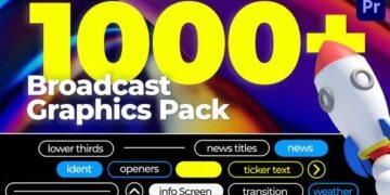 Videohive Broadcast News